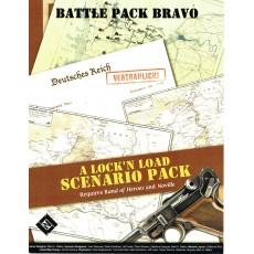 Battle Pack Bravo - Band of Heroes (wargame Lock'N'Load en VO)