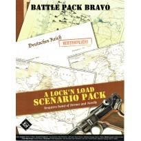 Battle Pack Bravo - Band of Heroes (wargame Lock'N'Load en VO) 001
