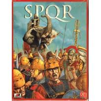 SPQR -  L'Art de la Guerre sous la République Romaine (wargame en VF d'Oriflam) 003