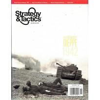 Strategy & Tactics N° 265 - Dieppe 1942 (magazine de wargames & jeux de simulation) 001
