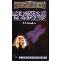 Les Revenants du Fond du Gouffre (roman Les Royaumes Oubliés en VF) 001