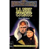La nuit éteinte (roman Les Royaumes Oubliés en VF) 001