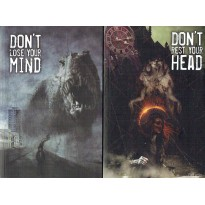 Don't rest your head + Don't lose your mind (livres de jdr en VF) 001
