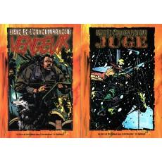 Lot Vengeur & Juge (jdr Exterminateur Le Jugement)
