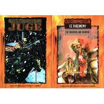 Lot Juge & Le Manuel de Survie (jdr Exterminateur Le Jugement) L078