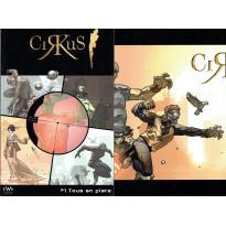 Cirkus - Livre de règles et écran de Jeu (jdr EW-System universel en VF) 003