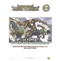 Dungeon Crawl Classics 02 - La Forge du Roi de la Montagne (jdr D&D 4) 005