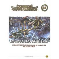 Dungeon Crawl Classics 01 - Les Soudards de Punjar (jdr D&D 4) 006
