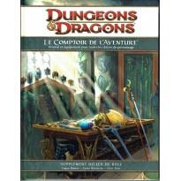 Le Comptoir de l'Aventure (jeu de rôle Dungeons & Dragons 4) 005