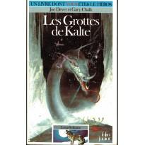 296 - Les Grottes de Kalte (Un livre dont vous êtes le Héros - Gallimard) 002