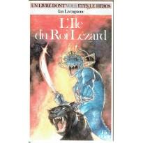 267 - L'Ile du Roi Lézard (Un livre dont vous êtes le Héros - Gallimard) 002
