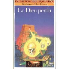 317 - Le Dieu perdu (Un livre dont vous êtes le Héros - Gallimard)