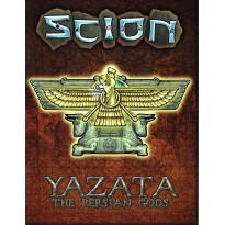 Yazata - The Persian Gods (jdr Scion en VO) 002