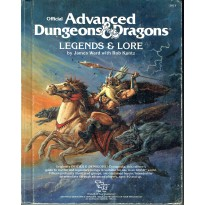 Legends & Lore (jdr AD&D 1ère édition en VO) 004