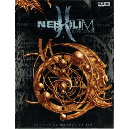 Le Livre du Meneur de Jeu (Nephilim Révélation 3ème édition en VF) 003