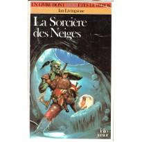 287 - La Sorcière des Neiges (Un livre dont vous êtes le Héros - Gallimard) 004