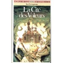 271 - La Cité des Voleurs (Un livre dont vous êtes le Héros - Gallimard) 002