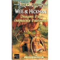 Dragons d'un crépuscule d'automne (roman LanceDragon en VF) 001