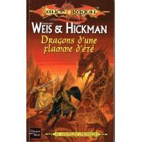 Dragons d'une flamme d'été (roman LanceDragon en VF) 001