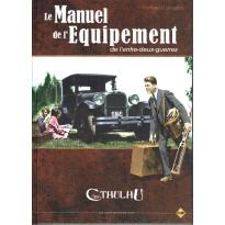 Le Manuel de l'Equipement de l'entre-deux-guerres (jdr L'Appel de Cthulhu V6 en VF) 001