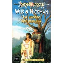La guerre des jumeaux (roman LanceDragon en VF) 001