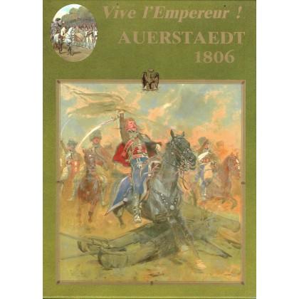 Vive l'Empereur! - Auerstaedt 1806 (wargame Socomer en VF) 001
