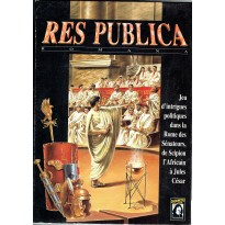 Res Publica Romana (jeu de stratégie Descartes en VF) 001