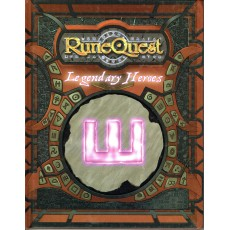 Legendary Heroes (jeu de rôles Runequest IV en VO)