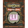 Legendary Heroes (jeu de rôles Runequest IV en VO) 003