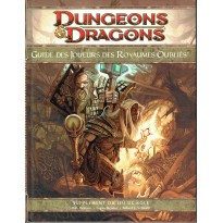 Guide des Joueurs des Royaumes Oubliés (jdr Dungeons & Dragons 4) 008