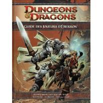 Guide des Joueurs d'Eberron (jdr Dungeons & Dragons 4) 005