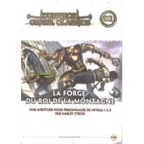 Dungeon Crawl Classics 02 - La Forge du Roi de la Montagne (jdr D&D 4) 007