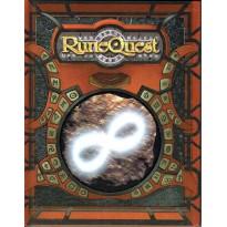 Runequest IV - Livre de base (jeu de rôle en VO)