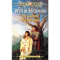 La guerre des jumeaux (roman LanceDragon en VF) 002