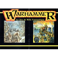 Warhammer - L'Ecran du Maître de Jeu (jdr 1ère édition en VF)