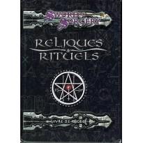 Les Terres Balafrées - Reliques & Rituels (jdr Sword & Sorcery en VF) 003