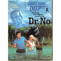 Dr. No (James Bond Rpg en VO) 002