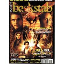 Backstab N° 26 (le magazine des jeux de rôles) 002