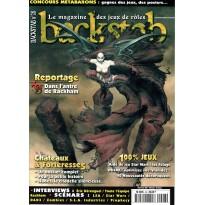Backstab N° 28 (magazine de jeux de rôles) 001