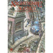 Nightmare Agency (jdr L'Appel de Cthulhu 4ème édition en VF) 001