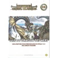 Dungeon Crawl Classics 03 - L'île du Dragon des Mers (jdr D&D 4) 007