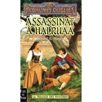Assassinat à Halruaa (roman Les Royaumes Oubliés en VF)