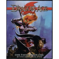 Dragon Age - Set 2 for Characters Level 6 to 10 (boîte de jdr en VO)