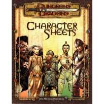 Character Sheets (jdr Dungeons & Dragons 3.0 en VO) 001