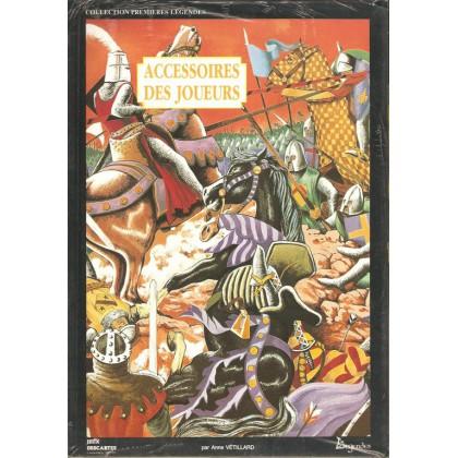 Accessoires des Joueurs et du Maître de Jeu (jdr Premières Légendes de la Table Ronde) 001