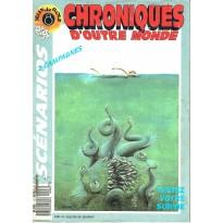 Chroniques d'Outre Monde N° 8 (magazine de jeux de rôles) 002