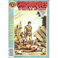 Chroniques d'Outre Monde N° 9 (magazine de jeux de rôles) 002