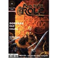 Jeu de Rôle Magazine N° 1 (revue de jeux de rôles) 004