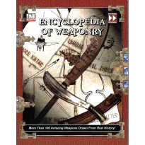 Encyclopedia of Weaponry (jdr d20 System en VO) 001