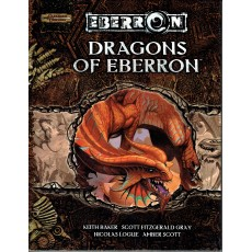 Dragons of Eberron (jdr Dungeons & Dragons 3 en VO)